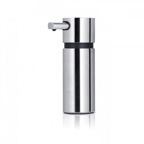 Zeepdispenser Blomus Areo Design Vrijstaand 110 ml Gepolijst RVS Klein