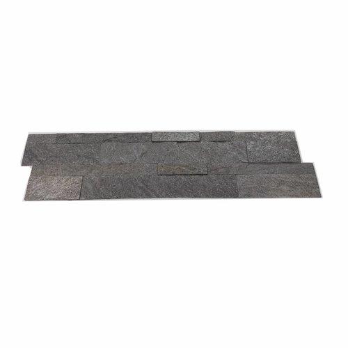 Steenstrips Natuursteen Look Rockwall London Sapphire 60x15cm (Doosinhoud 0.90 m2)