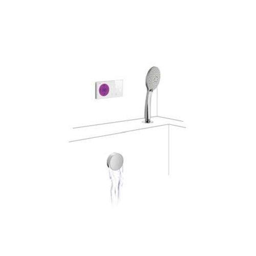 Elektronische Badthermostaat Set Type 6