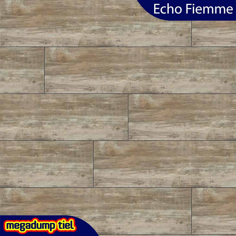 Houtlook Vloertegel Echo Fiemme 24,6X100 P/M�