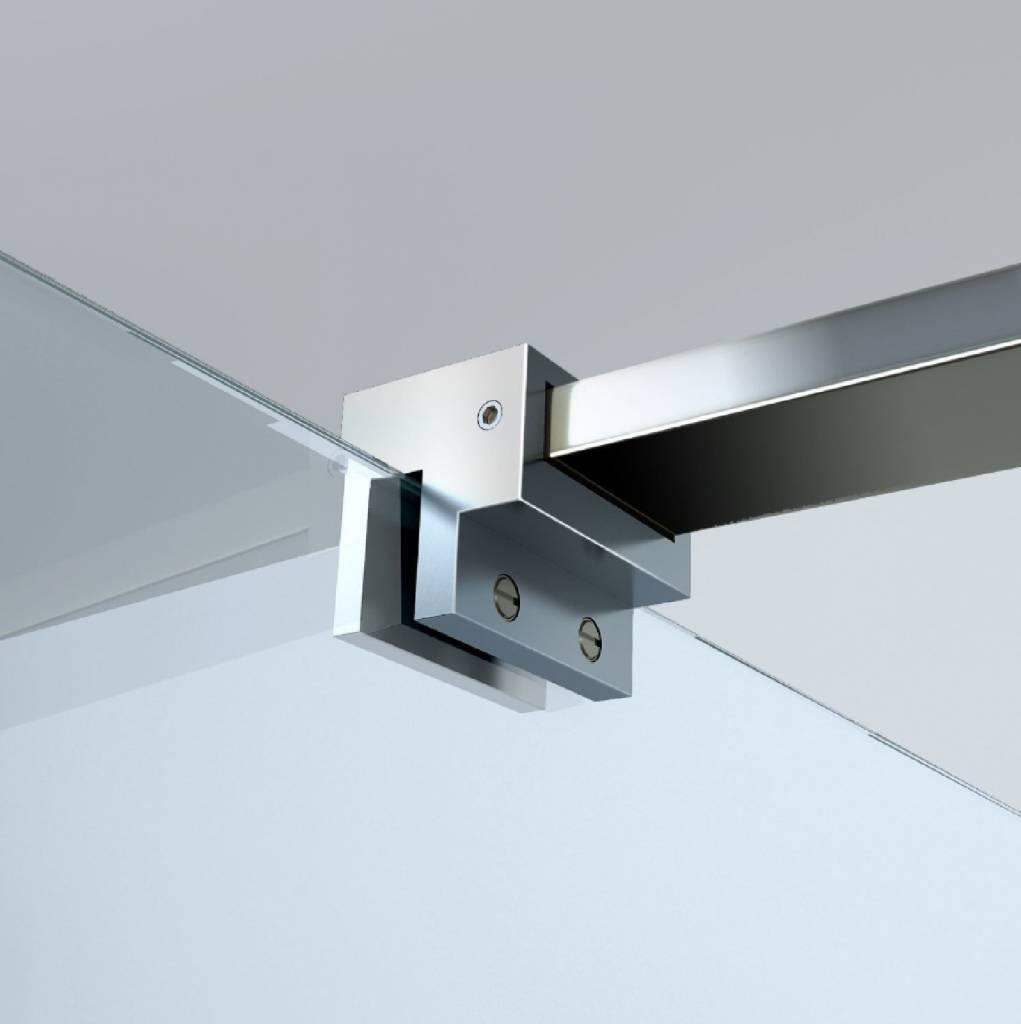 Glaskoppeling haaks wiesbadendeze haakse glaskoppeling voor stabilisatiestangen is uitgevoerd in chroom en ...