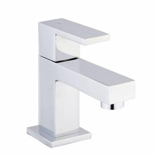 Toiletkraan Wiesbaden Vierkant Rombo Chroom