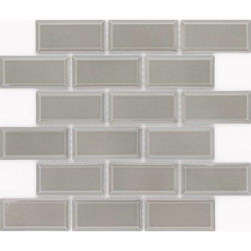 Vloer Mozaiek Jos Strucco Plaster Brick 29x34 cm Vision Mat Prijs P/m2