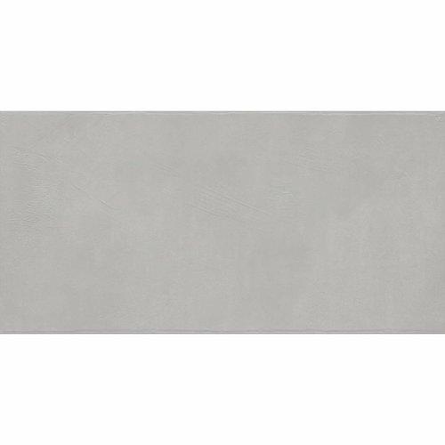 Vloertegel Jos Strucco Plaster Uni 30x60 cm Gris Mat (doosinhoud 1.26 m2)