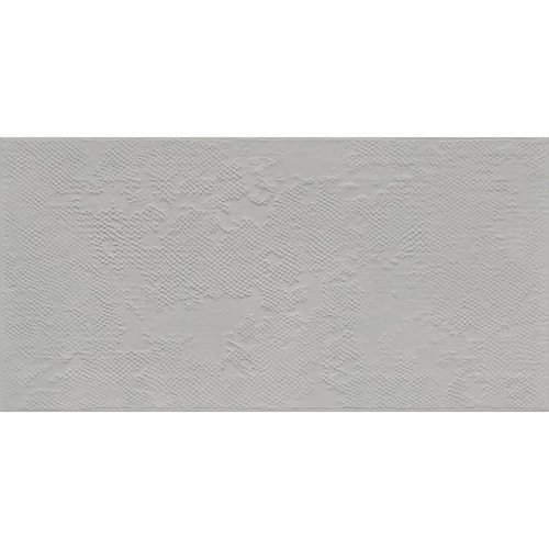 Vloertegel Jos Strucco Plaster Uni Decor 30x60 cm Gris Mat (doosinhoud 1.26 m2)