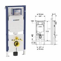 Sigma 8 (UP720) Toiletset 02 Aqua Splash Vesta Met Sigma Drukplaat