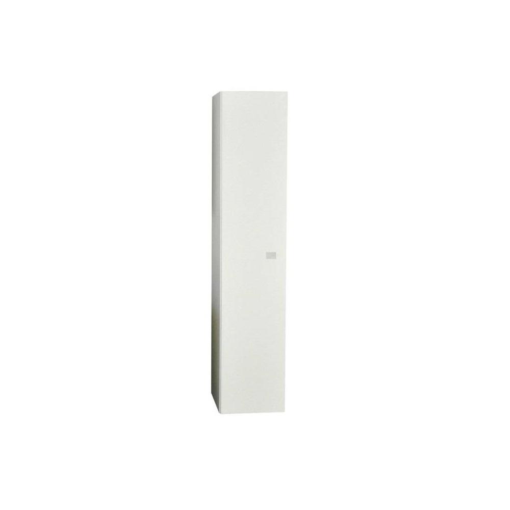 badkamer kolomkast Inclusief Waszak Sanicare Q5 1 Soft-Close Deur 160 cm Schots-Eiken Sanicare