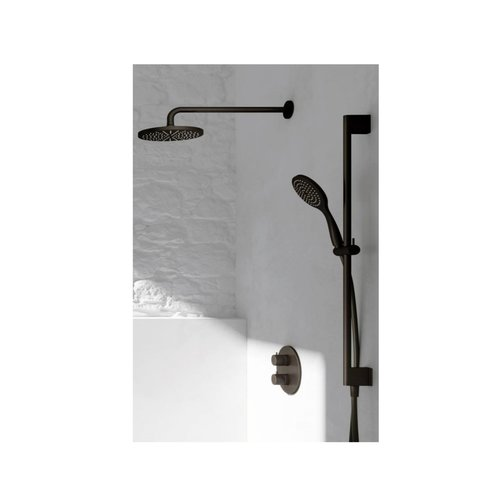 Regendoucheset Hotbath Cobber Thermostatische Inbouwset (alle kleuren)