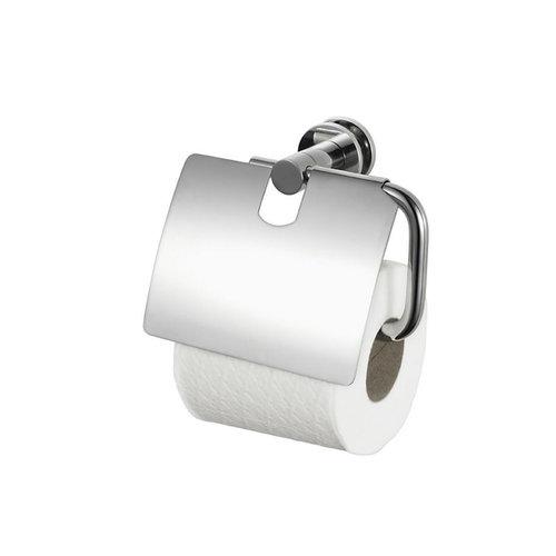 Toiletrolhouder voor Radiatoren Haceka Adoria Oase 14,5x9,9 cm met Klep Chroom