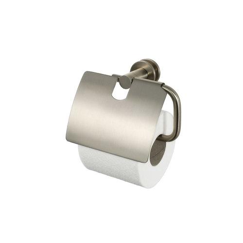 Toiletrolhouder voor Radiatoren Haceka Adoria Oase 14,5x9,9 cm met Klep Mat Chroom