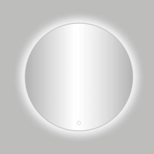 Ronde Spiegel Best Design Ingiro Inclusief LED Verlichting Ø 60 cm
