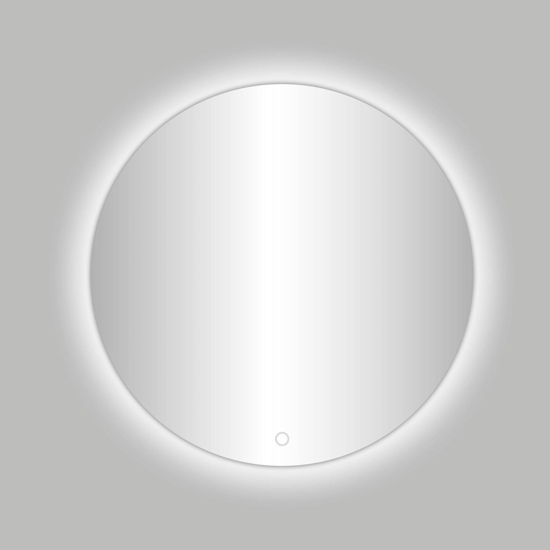 Ronde Spiegel Best Design Ingiro Inclusief LED Verlichting � 60 cm ADW Design