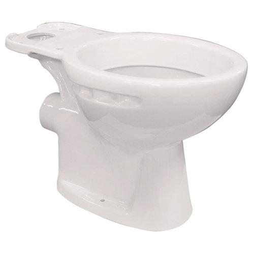 Vrijstaande Toiletpot Van Marcke ISIFIX Muuraansluiting (H(PK) 18 cm Wit