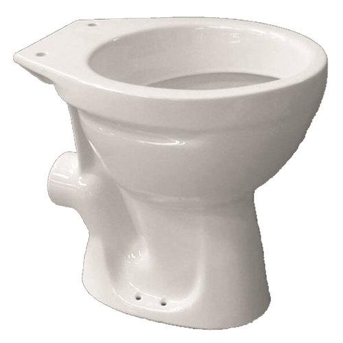 Vrijstaande Toiletpot Van Marcke ISIFIX Muuraansluiting (H(PK) 19.2 cm Wit