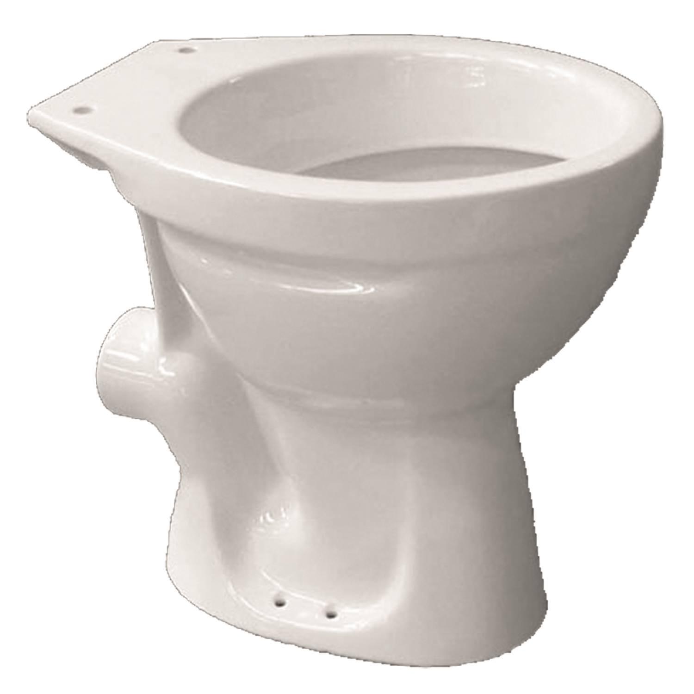 Vrijstaande Toiletpot Van Marcke ISIFIX Muuraansluiting Go by Van Marcke