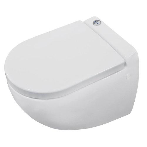 Hang WC Van Marcke met Vermaler Wit