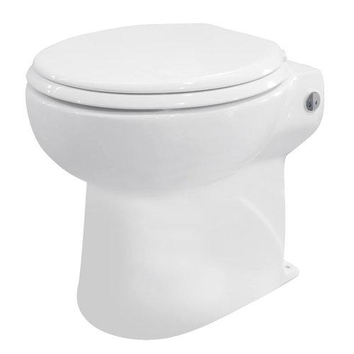 Staand Toilet Van Marcke Go met Vermaler Wit
