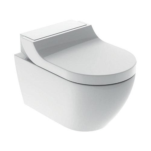 Douche WC Geberit AquaClean Tuma Comfort Compleet Rimfree Wit