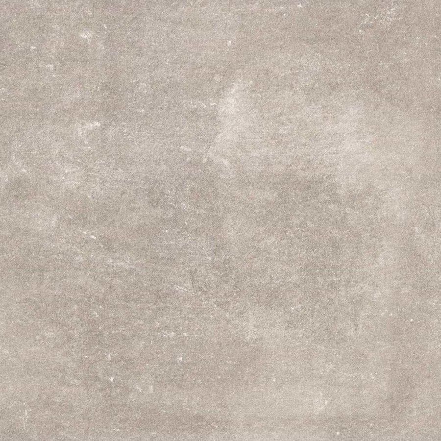 Vloertegel Assen 100x100 cm Grijs P/M2