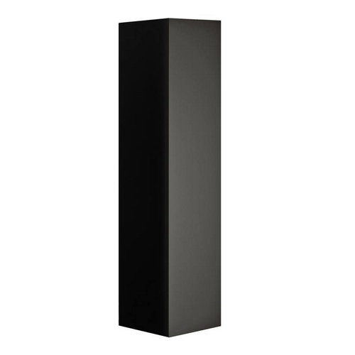 Kolomkast Allibert Nordik 41,5x156x37 cm Ultra Mat Zwart