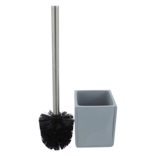 Toiletborstelhouder Differnz Graphic 35x9x11 Grijs