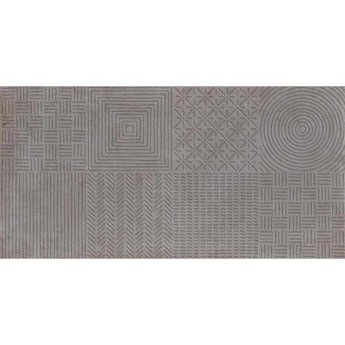 Vloertegel Arcana Auchel Niquel 30x60 cm Donker Grijs Prijs P/m2