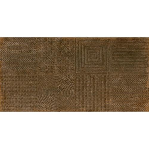 Vloertegel Arcana Auchel Cobre 30x60 cm Bruin Prijs P/m2