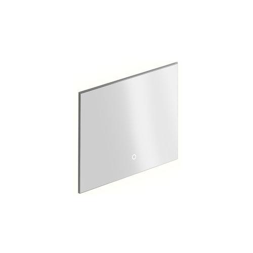Badkamerspiegel Xenz Peschiera 80x70 cm Verlichting Rondom en Spiegelverwarming