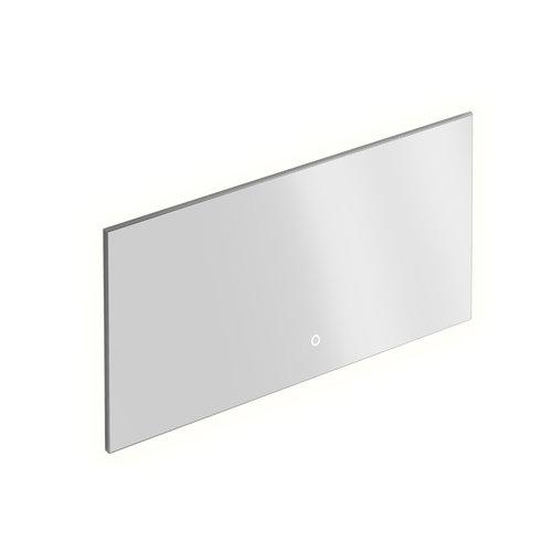 Badkamerspiegel Xenz Peschiera 140x70 cm Verlichting Rondom en Spiegelverwarming