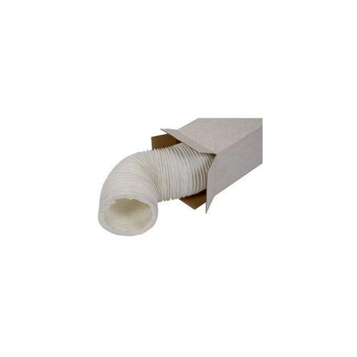 Flexibele Slang PVC Ø 102mm Wit