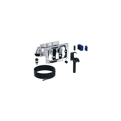 Module Geurzuivering Geberit Duofresh Met Toiletstickhouder Oriëntatielicht Automatische Activering UP320 Chroom