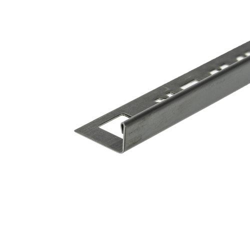 Tegelprofiel OX-Tools Eltex 11mm 270 cm RVS Gun Metal