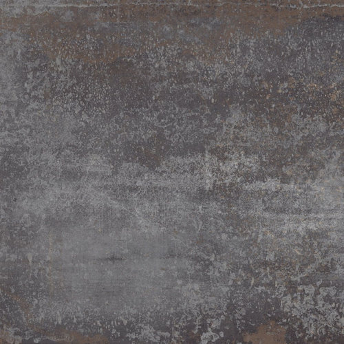 Vloertegel Flatiron Black 60x60 cm Mat Zwart Prijs P/m2