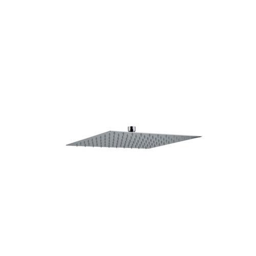 Hoofddouche Plieger Napoli Vierkant 25x25cm Chroom
