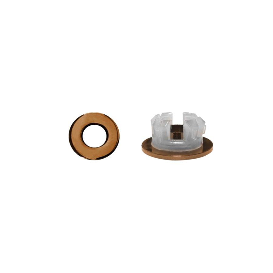 Overloopring Sanitop Voor Wastafel 30mm (Geschikt voor 18 t/m 25 mm)
