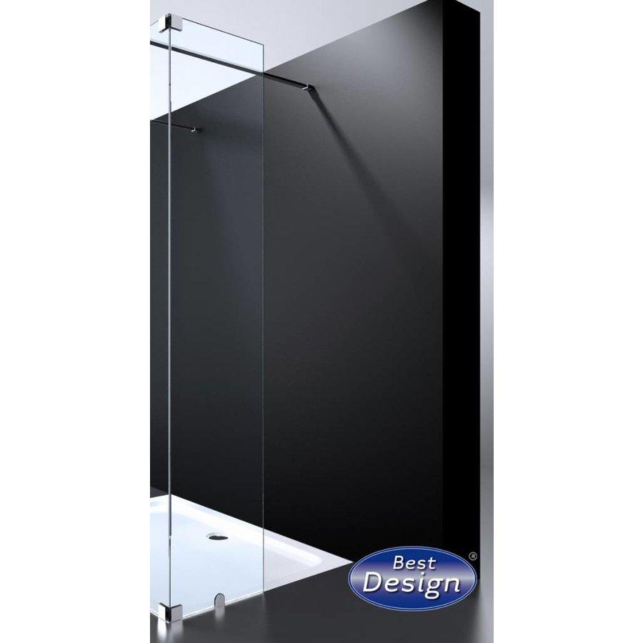 Erico Klikzijwand 30X200 Cm Nano Glas 8 Mm