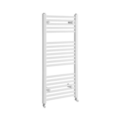 Handdoekradiator Sapho Direct Recht 45x98.6 cm 426W Wit