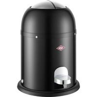 Afvalemmer Wesco Mini Master 6 Liter Mat Zwart