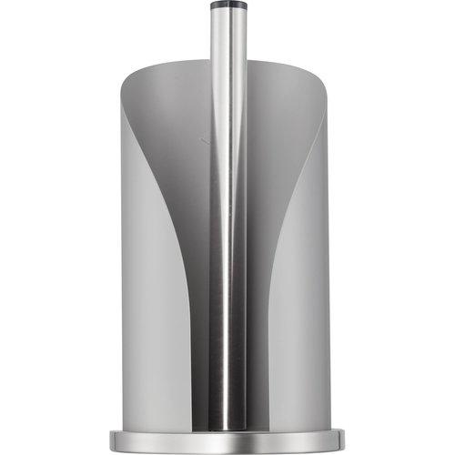 Rolhouder Wesco 30x15.5 cm Mat Grijs