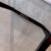 Handdoekenrek BWS Industrieel 95x25x20 cm Black Chrome