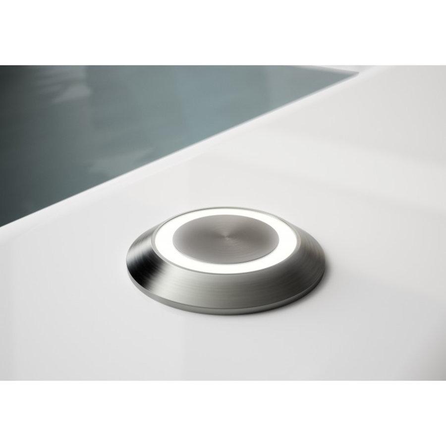 Allibert Whirlpool Micropearl 170x75 cm Wit