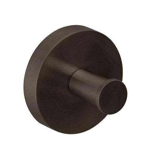 Handdoekhaak Herzbach Design IX PVD-Coating 30 mm Zwart