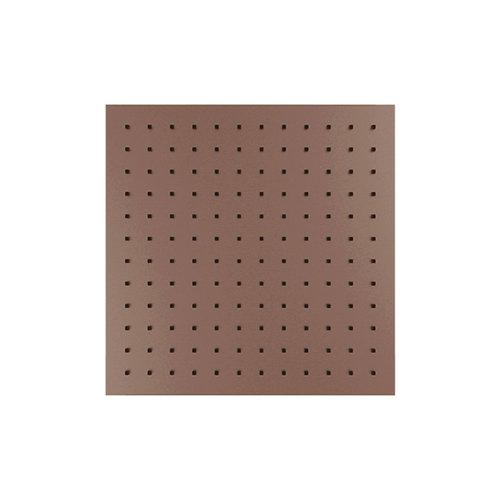Vierkante Hoofddouche Herzbach Living Spa 30 cm Koper