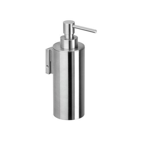 Zeepdispenser Herzbach Design IX Mat Geborsteld RVS