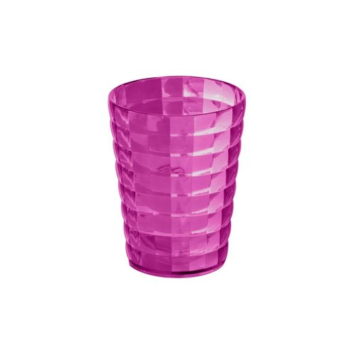 Tandenborstelhouder Sapho Glady Vrijstaand 11x8.5 cm Roze