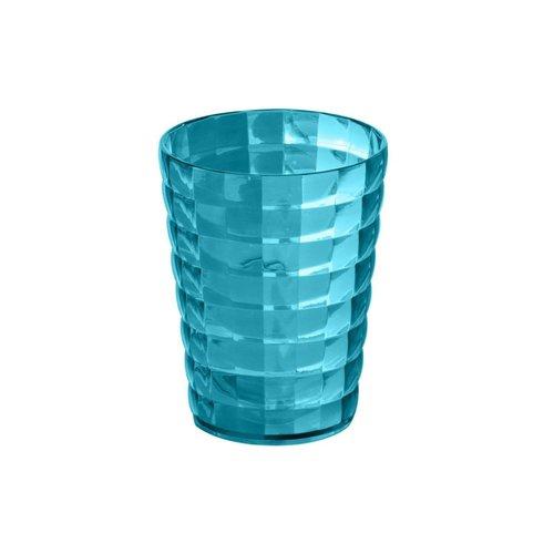 Tandenborstelhouder Sapho Glady Vrijstaand 11x8.5 cm Blauw