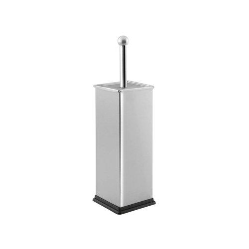 Toiletborstelhouder Sapho Simple Line 38x9.5 cm Geborsteld RVS