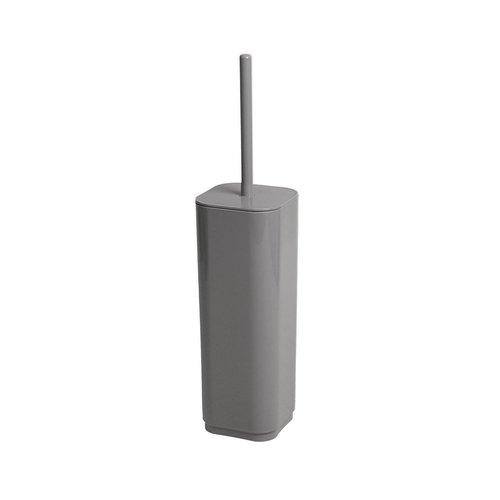 Toiletborstelhouder Sapho Seventy Vrijstaand 38.7x9 cm Grijs
