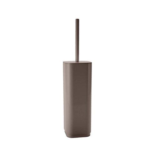 Toiletborstelhouder Sapho Seventy Vrijstaand 38.7x9 cm Bruin