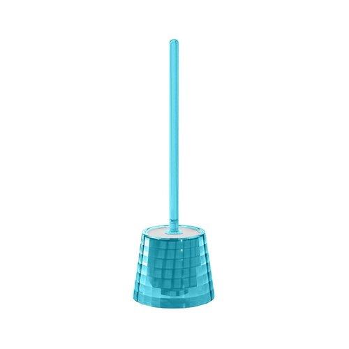 Toiletborstelhouder Sapho Glady Vrijstaand 37x13.2 cm Blauw